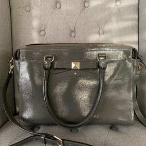 Kate Spade Beacon Court Jeanne Patent Leather ♠️👜